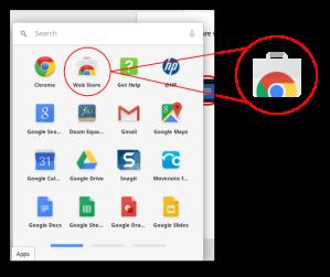 Chrome Store Icon