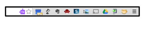 FramedExtension Toolbar